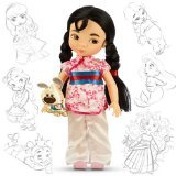 Baby Snow White Doll (Disney Princess Animators Collection 16 Inch Doll Figure Mulan)