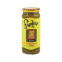 Frontera Foods Inc. Salsa, Tomatillo, Medium, 16-Ounce (Pack of 6) by Frontera Foods