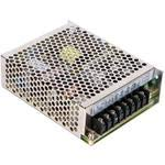 15Vdc at 0.5 RT-65C AC-DC Triple output enclosed power supply; Output 5Vdc at 5A 15Vdc at 2.2A