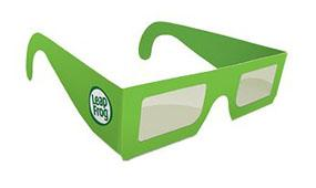 Included 3D glasses bring the racing action to life for lap after lap of reading fun!