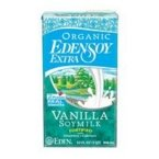 Edensoy Organic Extra Vanilla Soymilk, 32 Ounce - 12 per case.