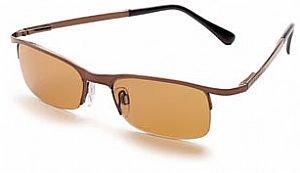 Alassio Sunglasses - Frame:Black Lens:Drivers Sienna - Sunglasses Best Serengeti Drivers