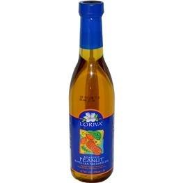 Loriva, Roasted Peanut Expeller Pressed Oil, 12.7 fl oz (376 ml)(pack of 2)