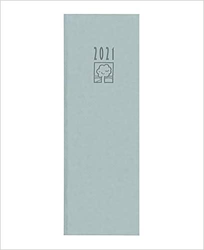 Blauer Engel 801-0703 Tagebuch 10,4x29,6cm 2T//1S UWS