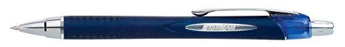 (uni-ball Jetstream RT Retractable Roller Ball Pen, Blue Ink, Fine, 0.70 mm)