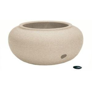 [Dillen Products 21 in. Hose Pot Sandstone] (Hose Reel Pot)
