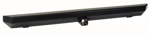- Smittybilt 76750 Classic Rock Crawler Rear Bumper w/Hitch