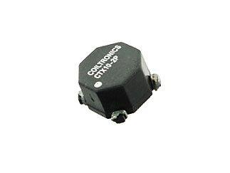 BUSSMANN CTX10-2P-R CTX Series 9.83 uH 2.1 A Shielded Horizontal SMT EconoPac Toroidal Inductor - 800 item(s)