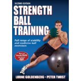Download Strength Ball Training-2nd Edition [PAPERBACK] [2006] [By Lorne Goldenberg] pdf