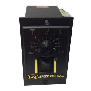 BEMONOC AC Electric Motor Speed Controller 110V 25W for AC Gear Motor Controller