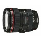 Canon EF 24-105mm f/4L IS USM AutoFocus Wide Angle Telephoto Zoom Lens - International Version (No Warranty)