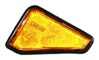 TYC 18-5902-00 Honda Element Driver Side Replacement Side Marker Lamp (Honda Element Side Marker)
