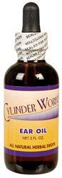Cylinder Works Ear Oil 2 fl oz Liquid Cylinder Works Ear Cylinders