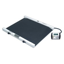 Portable Painted Steel Bariatric Wheelchair Scale