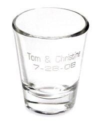 amazon com engraved shot glass shot glasses