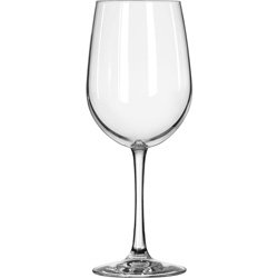 Libbey Vina 18-1/2-Ounce White Wine Glass, Set of 12 For Sale