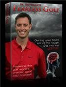 Fearless Golf: Mastering the Mental Game by Dr. Gio Valiante (3 Disk - over 2 hours - Tutorial GOLF DVD Set)
