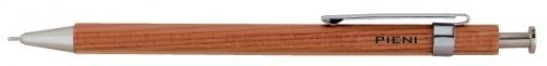 PIENI Needle-Point Soft Ink Ballpoint Pen-Natural (0.5mm - Writing Color: -