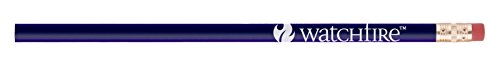 300 Promotional Classic #2 Pencils Sharpened - Only $0.22 Each - Custom with Your Logo &! (Purple) by Promotion Pros