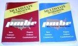Kaplan PMBR Multistate Workbook (volume 1 & 2)