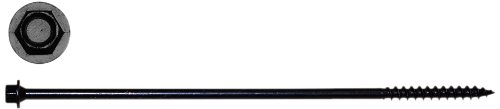Landscape Timber Screw - Screw Products, Inc. TL850 Timber and Landscape Screws Hex Drive