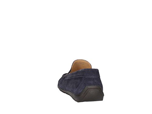 Uomo Lumberjack Mocassini Loafer Leman blu 002A01 UBcAvIBaWr