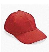 Amazon.com  RED BASEBALL CAPS (1 DOZEN) - BULK  Clothing b72db095684