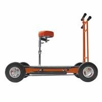 Matthews 395300 Round-D-Round Doorway Dolly with Seat by Matthews