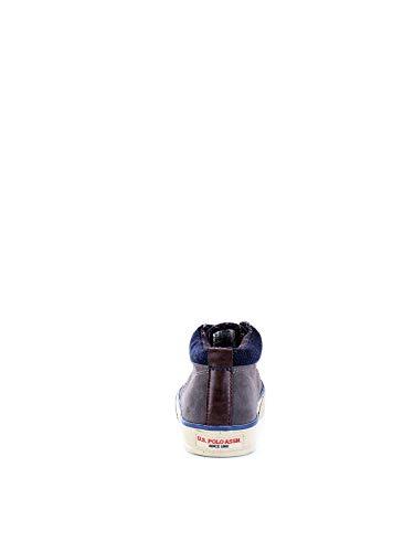 Polo Uomo s Assn Galan4143w8s1 Sneakers Pelle U Grigio wBxPAnfAz