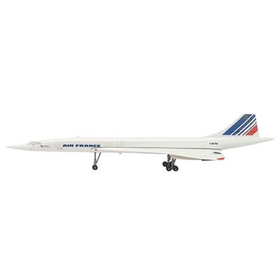 Schabak 403553000 - Air France, Concorde, 1:250