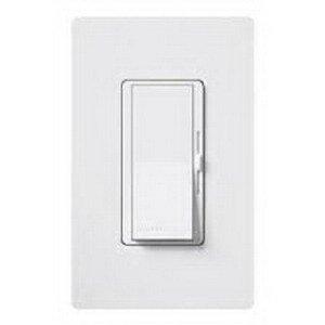 Lutron Diva Preset Dimmer w/ Locator Light, 1000W, 3-Way, 120V, - Store Country Style Locator