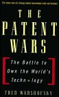 The Patent Wars, Fred Warshofsky, 0471599026