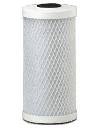 DuPont Compatible Universal Heavy Duty Whole House 2 Phase Carbon Wrap Cartridge HDC8001 by CFS