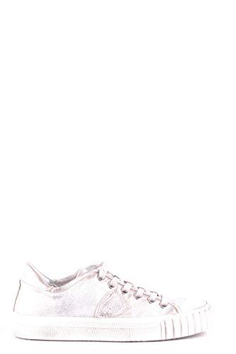 Argent Model Philippe Femme Cuir Mcbi238103o Baskets tw688q