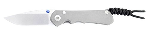Chris Reeve Knife - SIN-1000 Small Inkosi, Plain, Right Handed, Drop Point - Authorized CRK Dealer