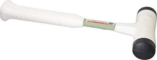 NUPLA - 16 oz Head 1-3/8'' Face Diam Fiberglass Nonsparking Slim Head Dead Blow Hammer (8 Pack)