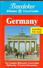 Baedeker's Germany Allianz Travel Guide: Cities, Landmarks, Maps (includes separate road map)