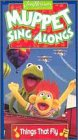 Amazon.com: Muppet Sing Alongs: Things That Fly [VHS]: The ...The Muppet Movie Vhs Amazon