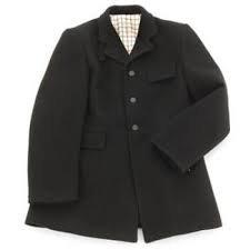 Shires Mens Clifton Hunt Coat - Tattersall Wool