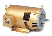 Baldor CEM3219T General Purpose AC Motor, 3 Phase, 184TC Frame, OPSB Enclosure, 7-1/2Hp Output, 3450rpm, 60Hz, 208-230/460V Voltage