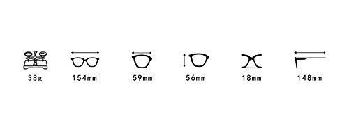 cara frame sol redonda marco de Red gato retro gafas de de mercury white mujer Alger gran silver Ojo gafas personalidad xgwXvn1
