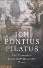 Ich, Pontius Pilatus