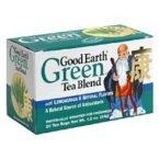 Good Earth Green Tea Blend (3x25 bag)