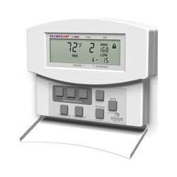 EnviroAlert 2 Zone Environmental Monitor Base Unit - Winland Electronics