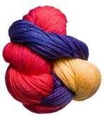 (Lorna's Laces Shepherd Sock Yarn - Lorikeet)