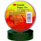 Pressure Use Tape Sensitive (Scotch Vinyl Color Coding Electrical Tape 35, 1/2 in x 20 ft, White)