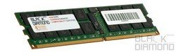 (4GB RAM Memory for Sun Netra T2000 Server 240pin PC2-4200 DDR2 ECC Registered RDIMM 533MHz Black Diamond Memory Module)