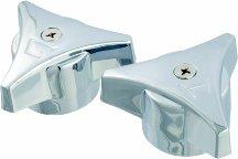 Union Brass UN33532 Chrome Tub and Shower Faucet ()