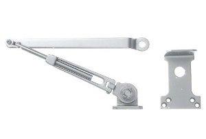 CRL Aluminum Friction Type Hold Open Arm - DCH0AA