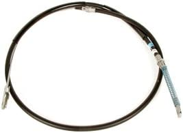 ACDelco 20779564 GM Original Equipment Rear Driver Side Parking Brake Cable Assembly